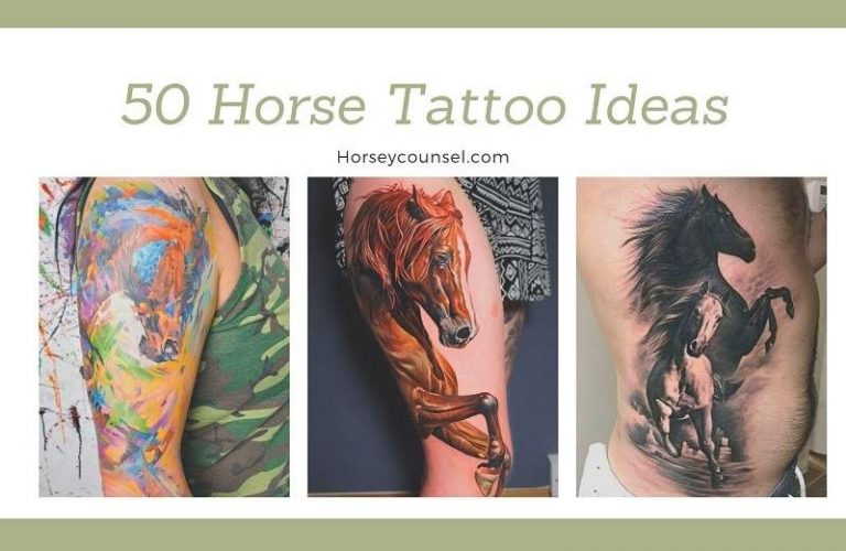 50 Horse Tattoo Ideas for Your Inspiration